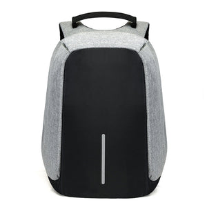 VRTREND Unisex USB Charging and Anti Theft Backpack