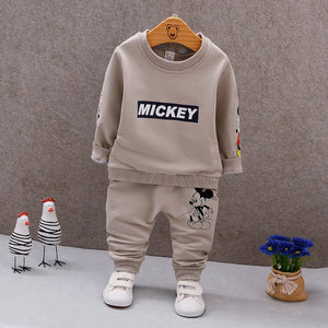 Baby Boy's Winter Pull Over Long Sleeve Clothing