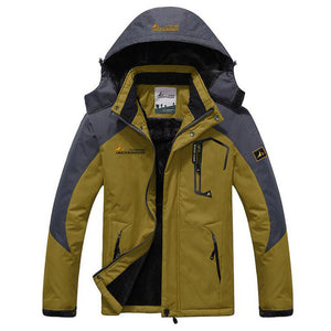 Men's Hooded Outdoor Jacket