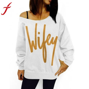 Women's Loose Long Sleeve Top