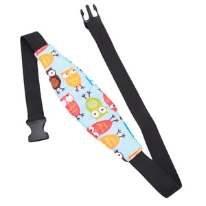 Car Safety Seat Sleep Positioner Infants And Baby Head Support Pram Stroller Fastening Belt Adjustable