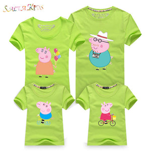 Matching Cartoom Family Shirt