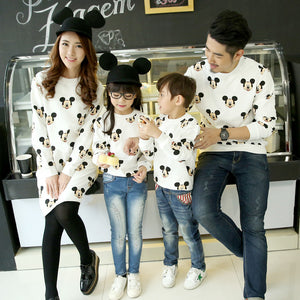 Family Matching Long Sleeve T-Shirt