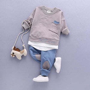 Casual Clothing Set for Toodlers