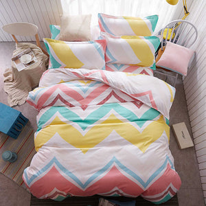 Sookie Geometric Bedding Set