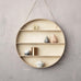 Round Dorm Shelf by Ferm Living