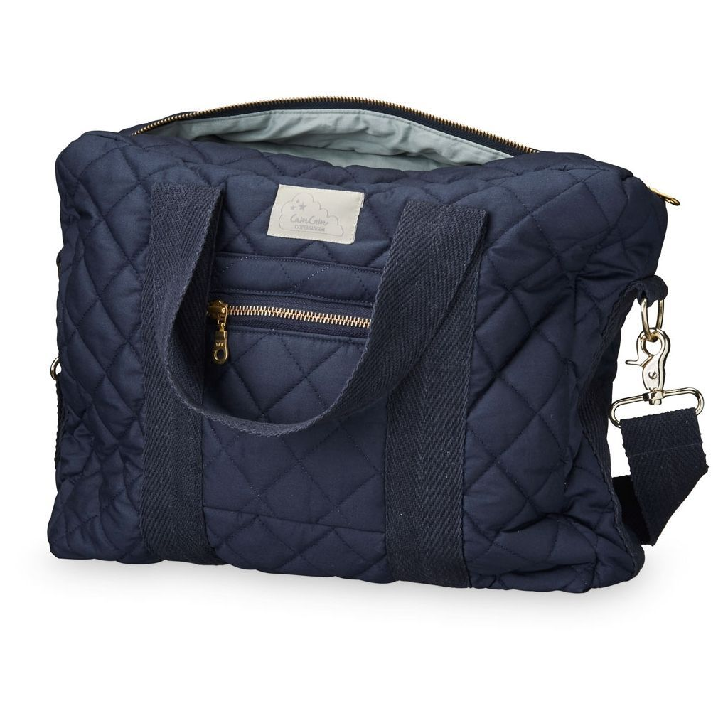 Diaper Bag Navy by Cam Cam Copenhagen