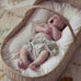 Lyra Moses Basket Covers from Olliella