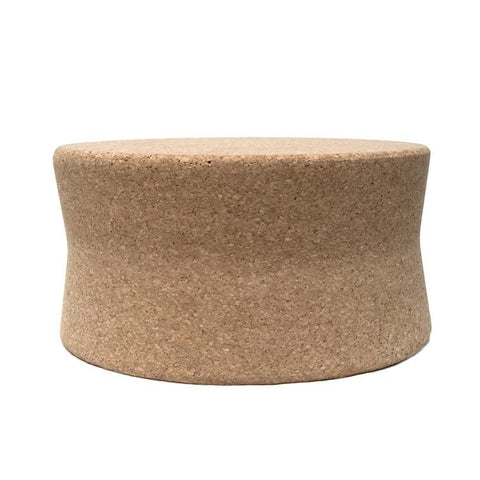 Cork Trisse Round Stool Low by OYOY