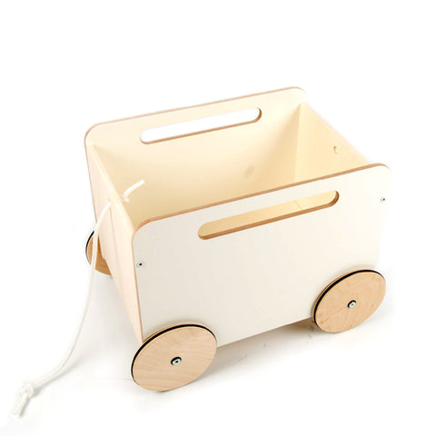 Toy Chest on Wheels by Ooh Noo