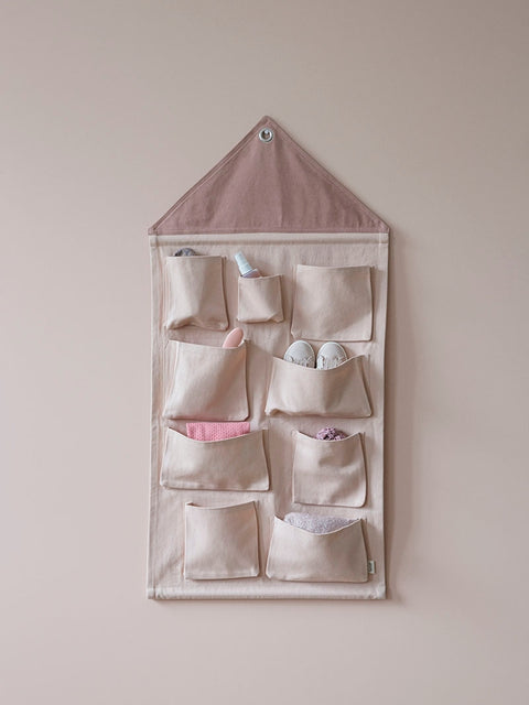 House Wall Storage Rose by Ferm Living
