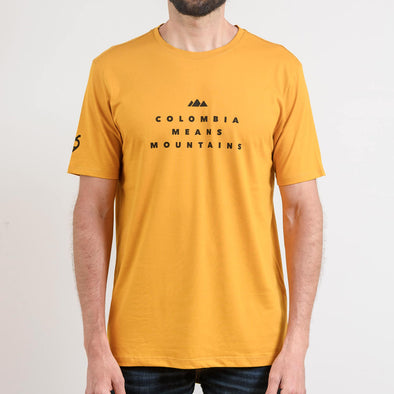 CAMISETA MASCULINA COLOMBIA MOUNTAINS