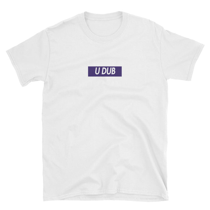 U DUB Short-Sleeve Unisex T-Shirt