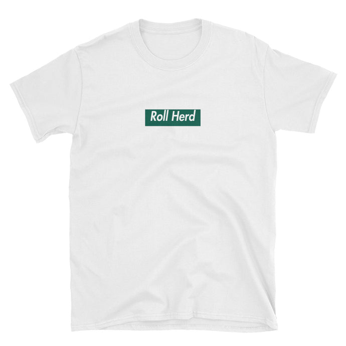 Roll Herd Short-Sleeve Unisex T-Shirt