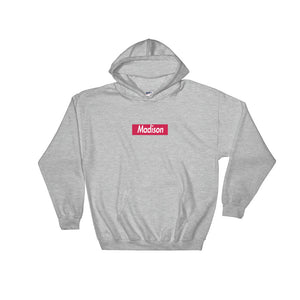 Madison Hooded Sweatshirt