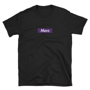 Mavs Short-Sleeve Unisex T-Shirt