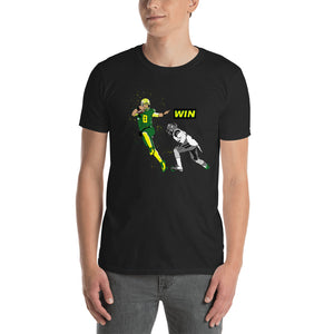 Oregon Mariota WIN Short-Sleeve Unisex T-Shirt