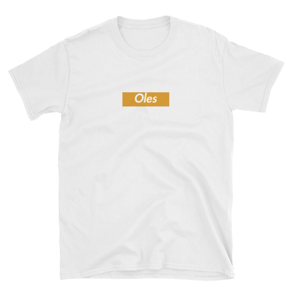 Oles Short-Sleeve Unisex T-Shirt