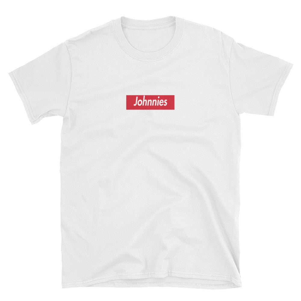 Johnnies Short-Sleeve Unisex T-Shirt