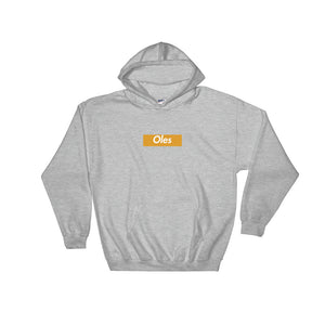 Oles Hooded Sweatshirt