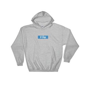 8 Clap Hooded Sweatshirt