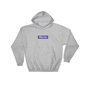 Warriors Hooded Sweatshirt