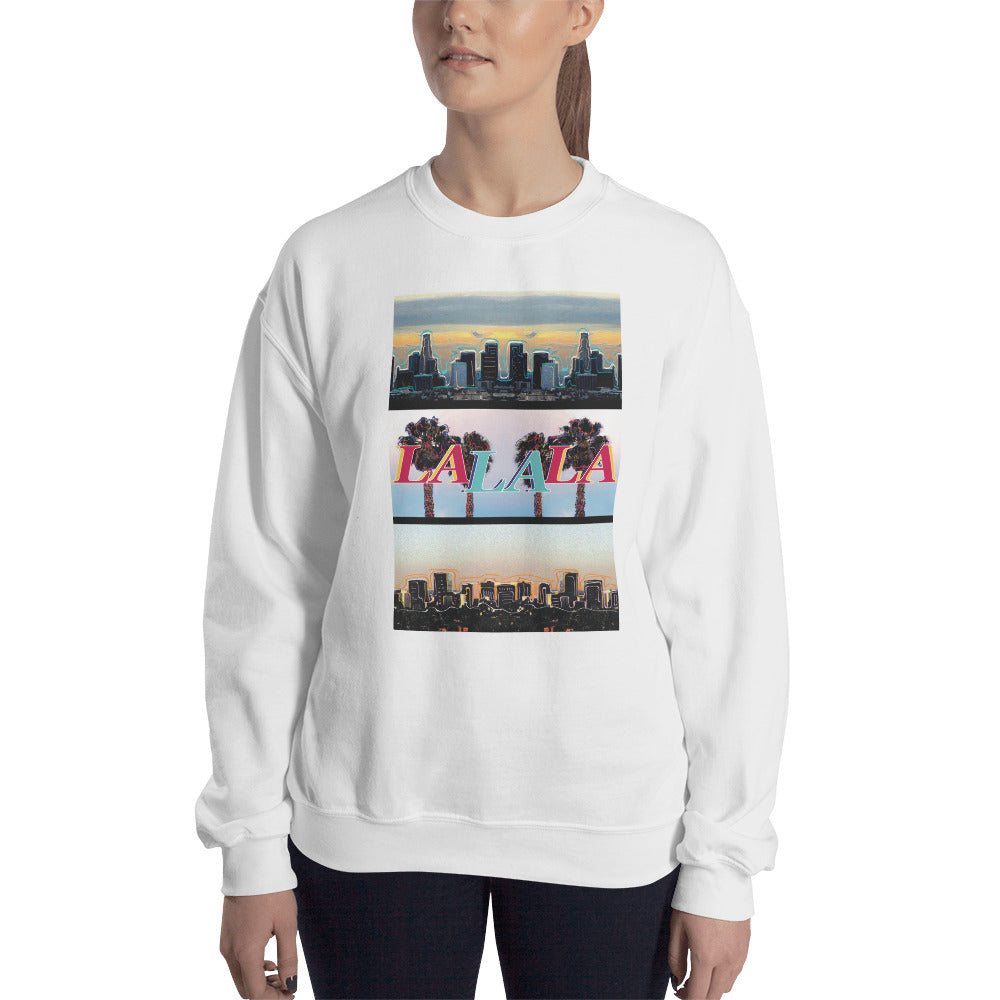 Los Angeles LAx3 Sweatshirt