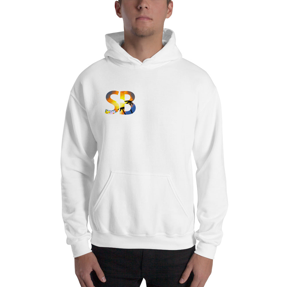 Santa Barbara SB Hooded Sweatshirt