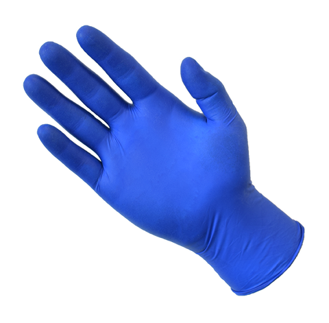 Blue Nitrile - Powder Free
