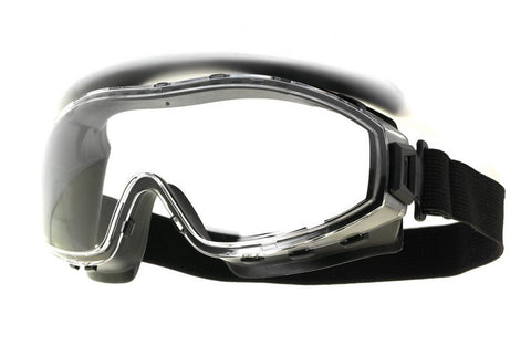 "ARC VISION SAFETY GOGGLE ""STRIKE"" CLEAR ANTI FOG LENS - EnviroChem Australia"