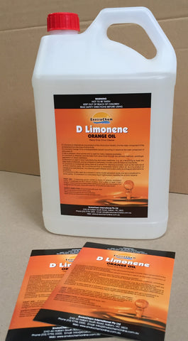 D-Limonene Super Concentrated, Orange Oil, Citrus Cleaner - EnviroChem Online