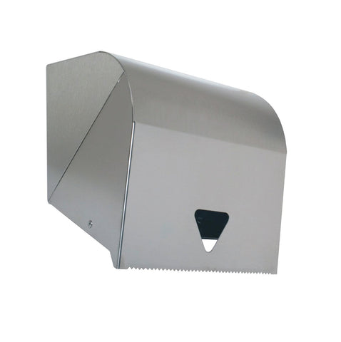 Roll Towell Dispenser (Metal White)