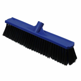 Plastic Platform Broom 14″