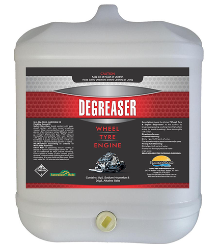 Degreaser – Pink, Water Based