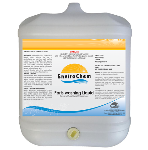 Parts Washing Liquid - EnviroChem Online
