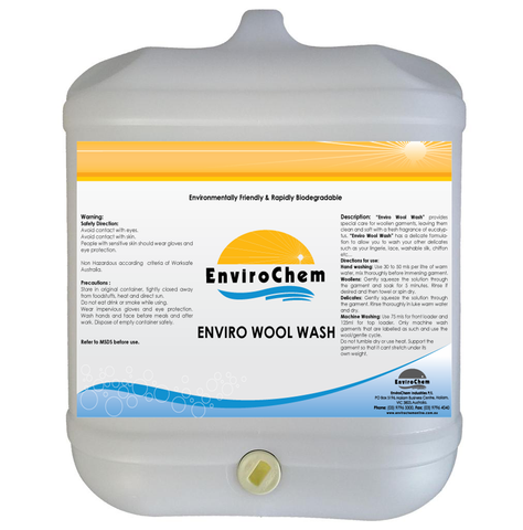 Enviro Wool Wash (Eucalyptus Wool Wash Liquid)