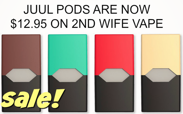 JUUL Pods Sale