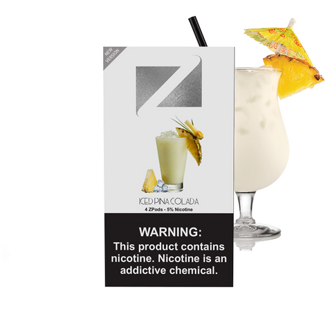Iced Pina Colada Juul Pods