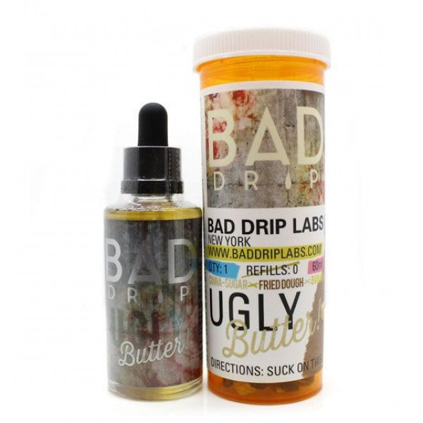 Bad Drip Labs - Ugly Butter (60ml)