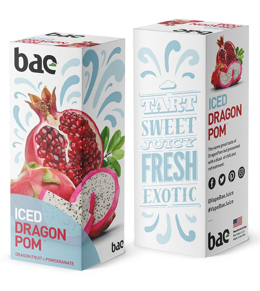 Dragon Pom Iced by Bae eJuice
