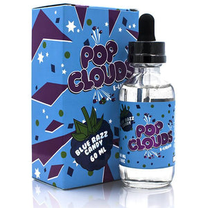 Pop Clouds - Blue Razz (60ml)