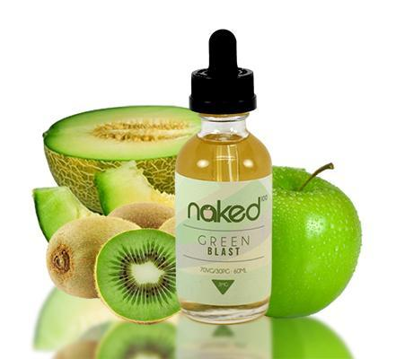 Naked 100 - Green Blast (60ml)