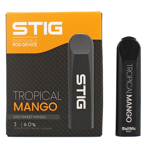 STIG Disposable Pod Devices