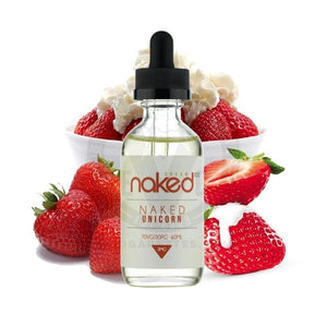 Naked 100 Cream - Unicorn Milk (60ml)