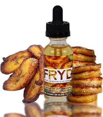 FRYD eliquid Banana 60ml