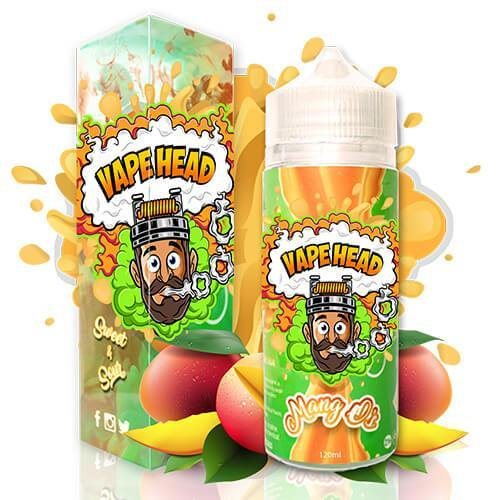MANG O'S BY VAPE HEADS SOUR E-LIQUIDs