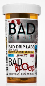 bad blood salt nic ejuice