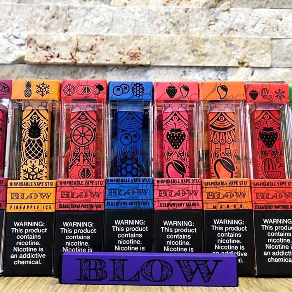 Blow Stix Disposable Vape