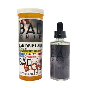 Bad Drip Ejuice - Bad Blood (60ml)