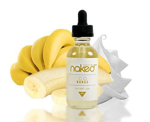 Naked 100 Cream - Go Nanas (60ml)